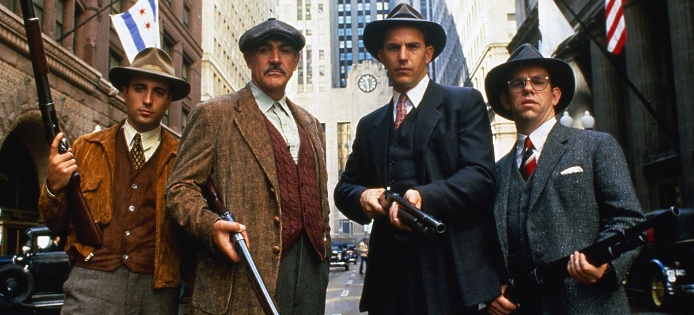 "Not the type of ""untouchables"" I was thinking of but I couldn't resist this awesome movie and cast."