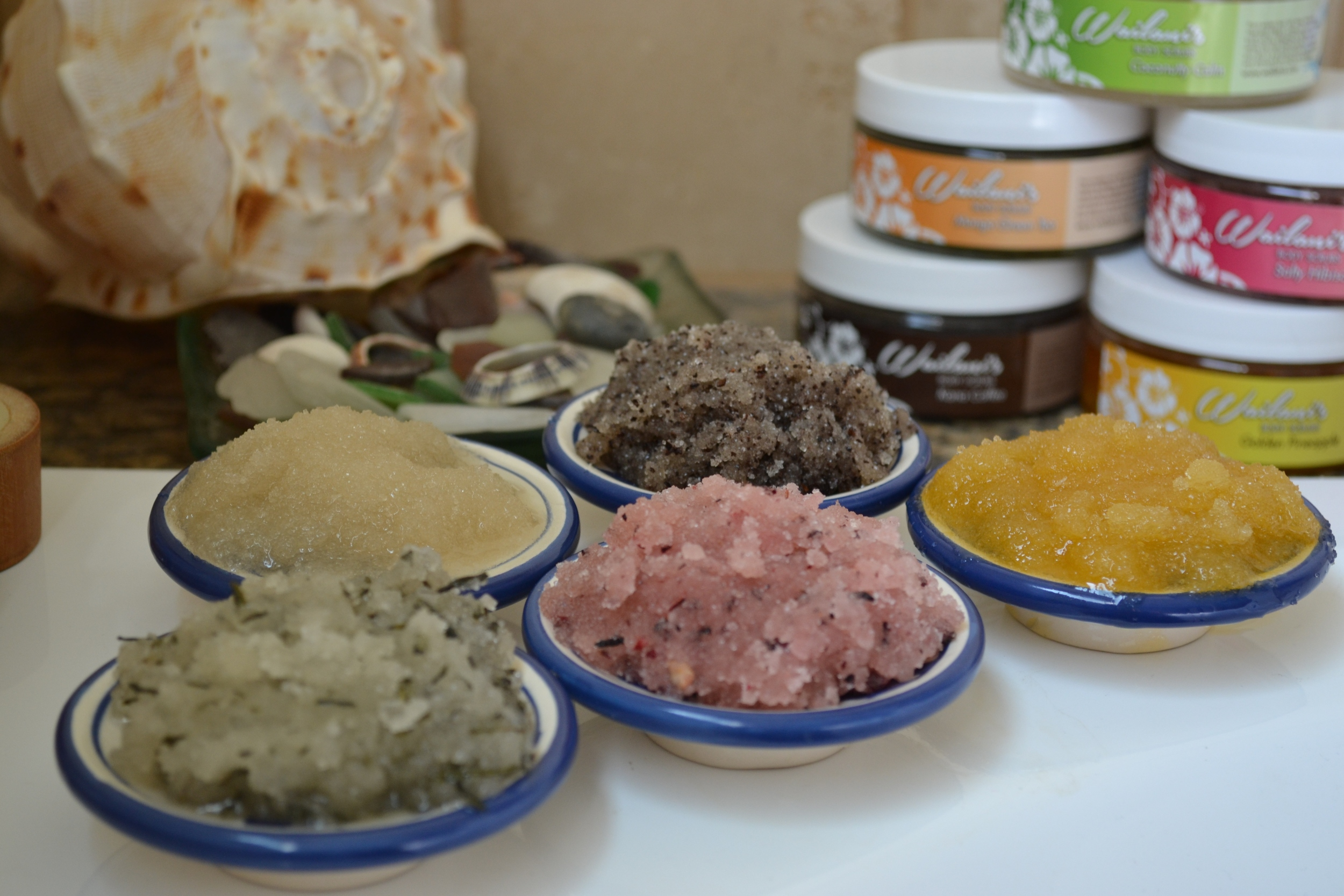 Wailani's Body Scrubs