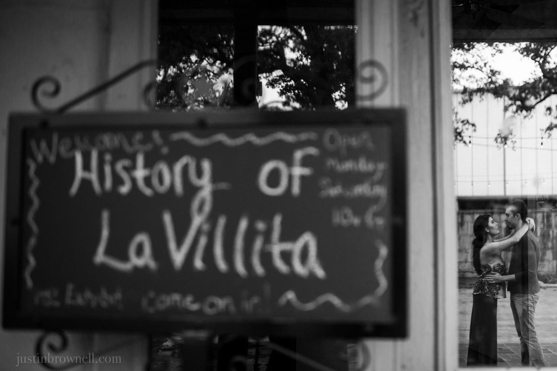 History of La Villita