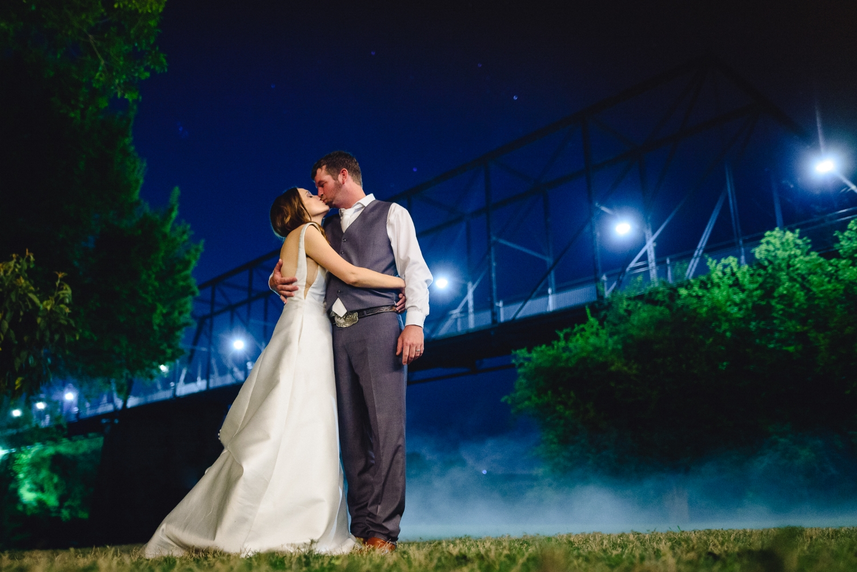 Milltown Historic Wedding