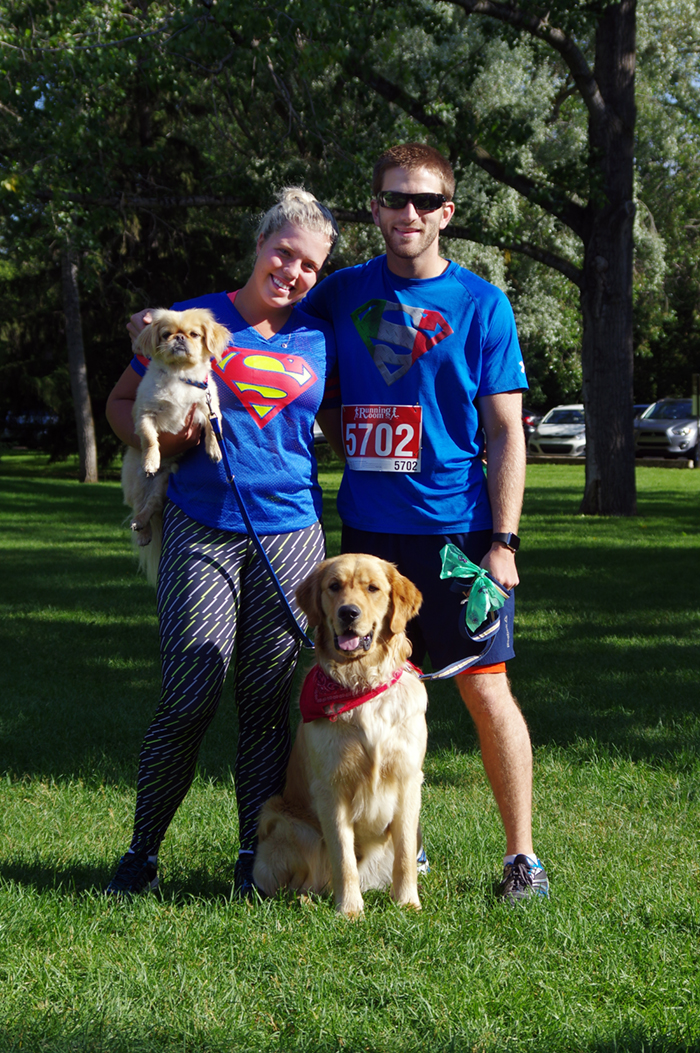 Edmonton's Inner City Superhero Run-Walk 2016