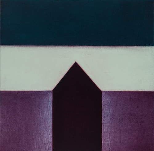 House of Light #3 | Oil on Canvas | 12 x 12in. | 2013