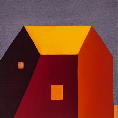 House of Light #5 | Oil on Canvas | 12 x 12in. | 2013