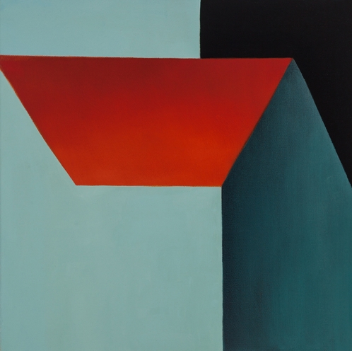 House of Light #6 | Oil on Canvas | 12x 12in. | 2013