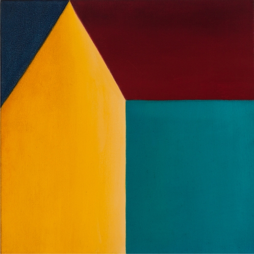 House of Light #8 | Oil on Canvas | 12 x 12in. | 2013