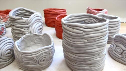 Snake Coil Pots