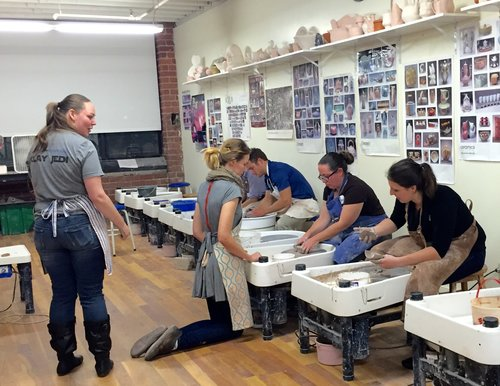 High School Summer Internship — Iowa Ceramics Center and