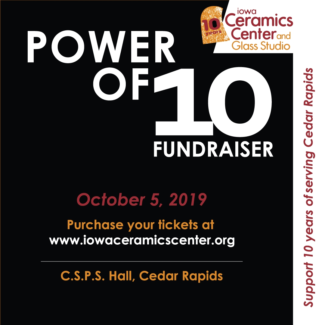 Saturday, October 5th from 5:00-8:00pm - Our 10th Anniversary Celebration Fundraiser