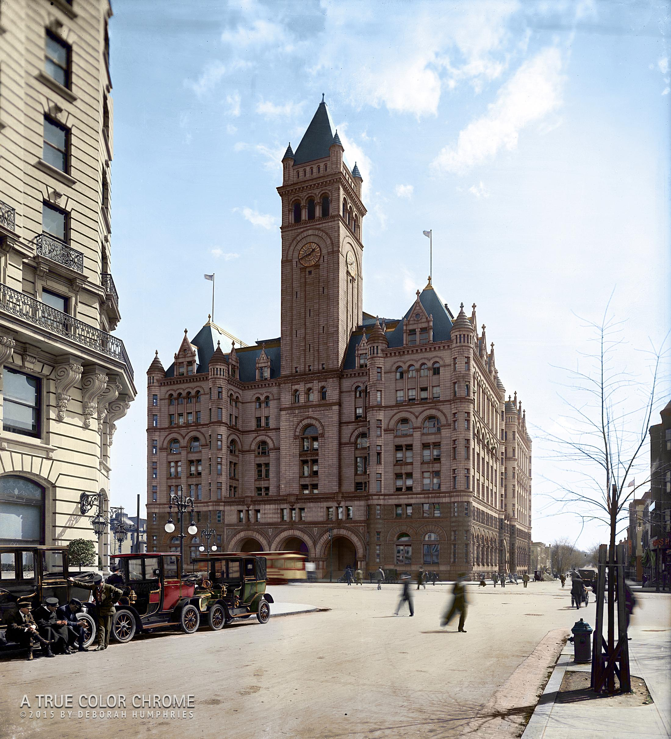 The Old Post Office 1910-11