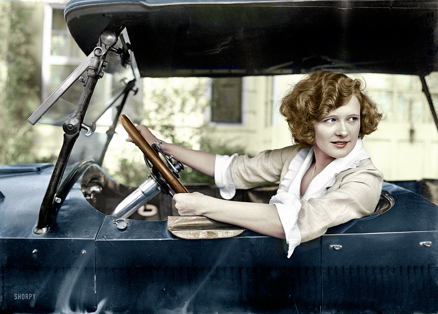 Stage and film actress Marilyn Miller, c. 1921
