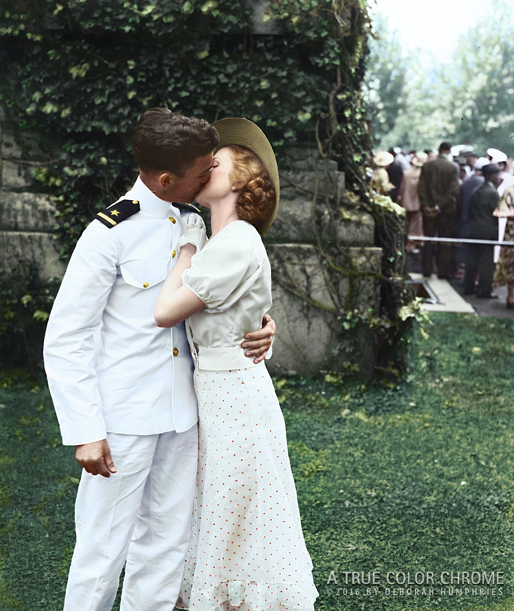 The Kiss, 1934