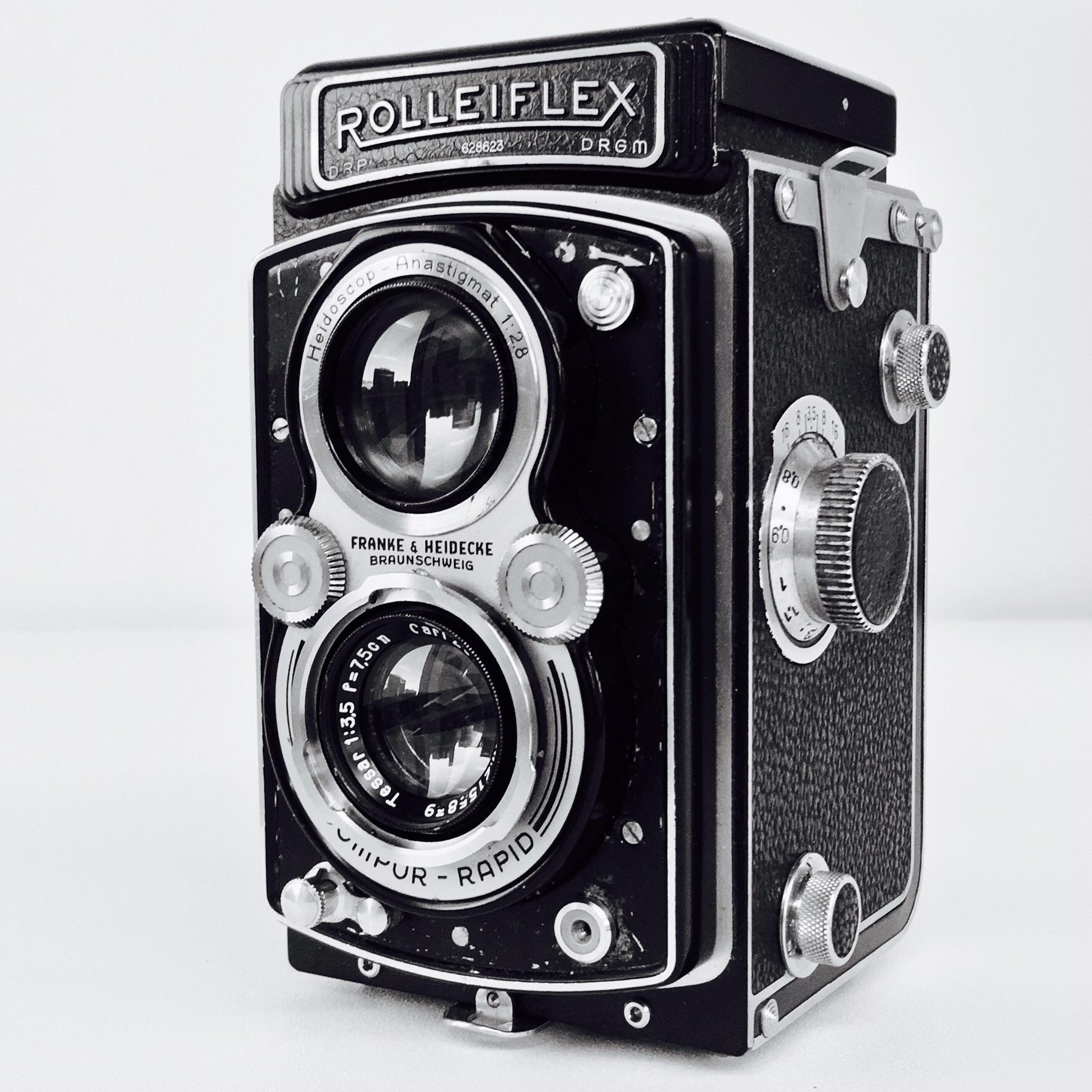 Rollieflex, 1938