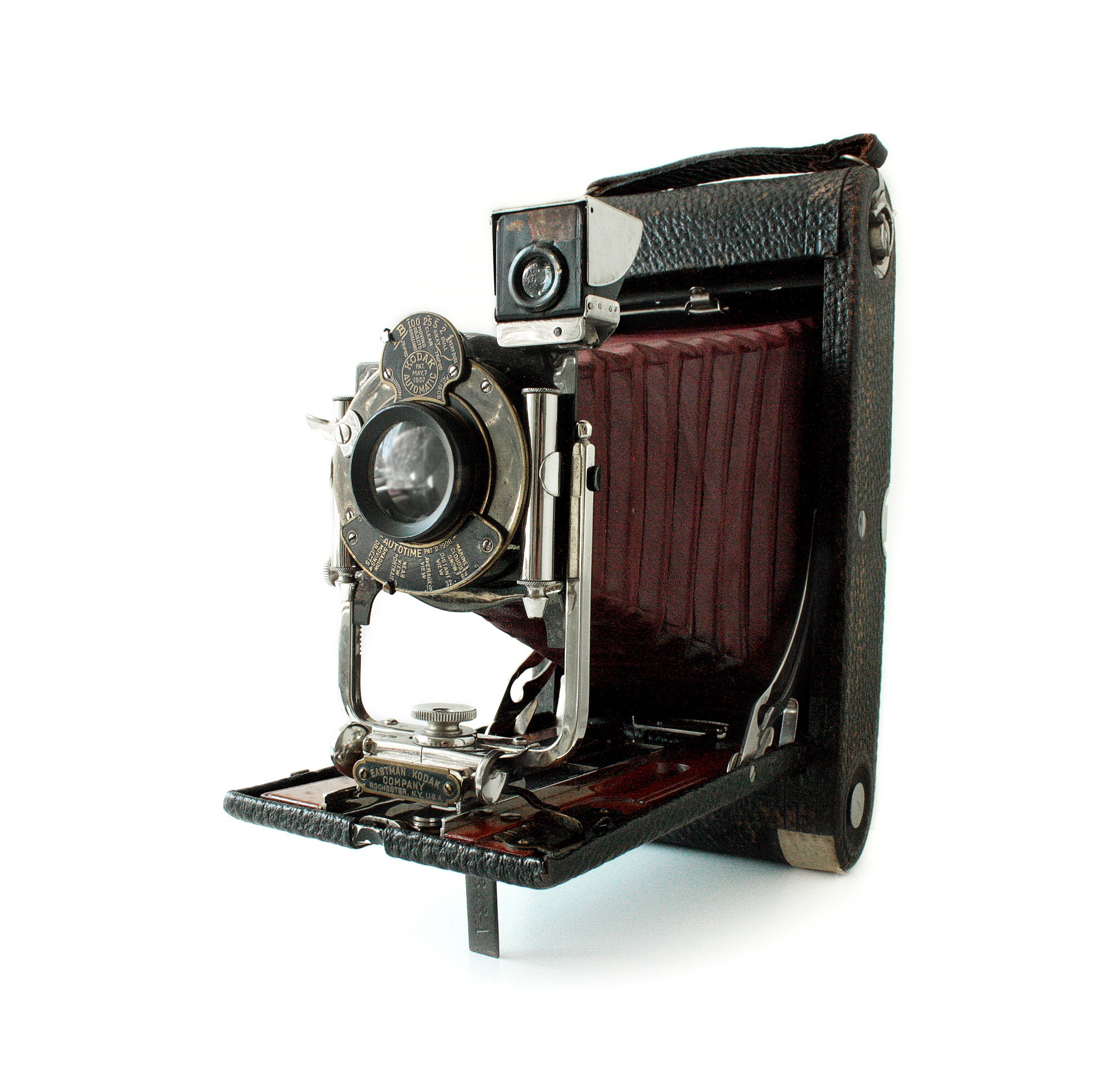 Kodak No.3-A Model B4 1909