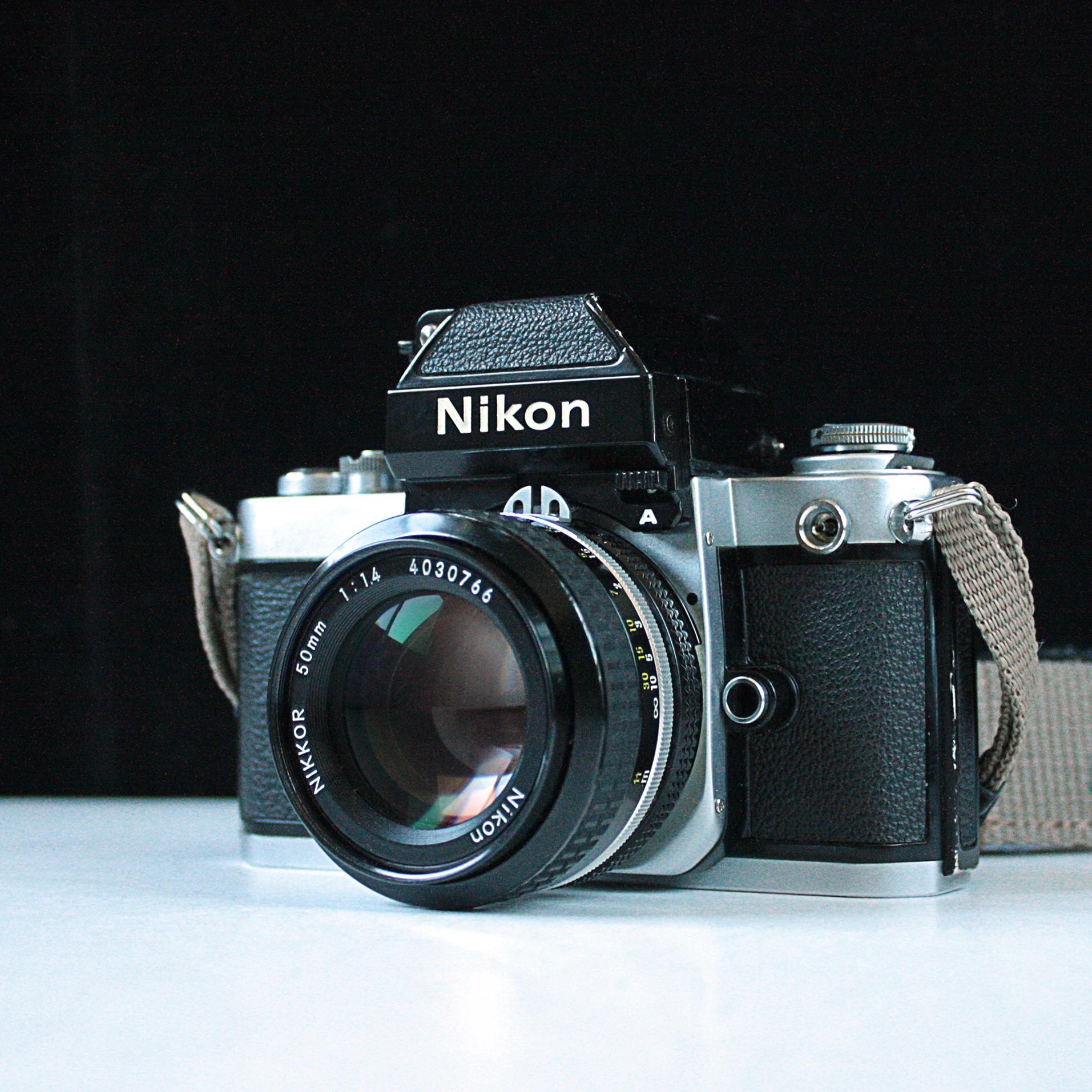 Nikon SLR F2 Photomic A