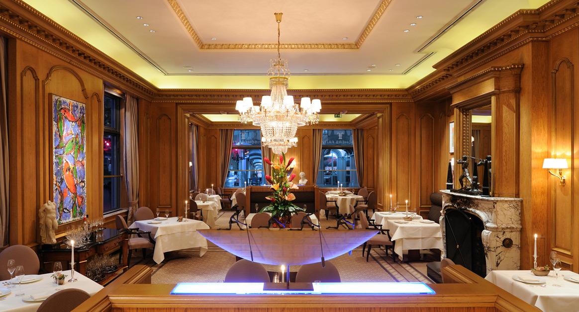 Regents Berlin - Dinning Room