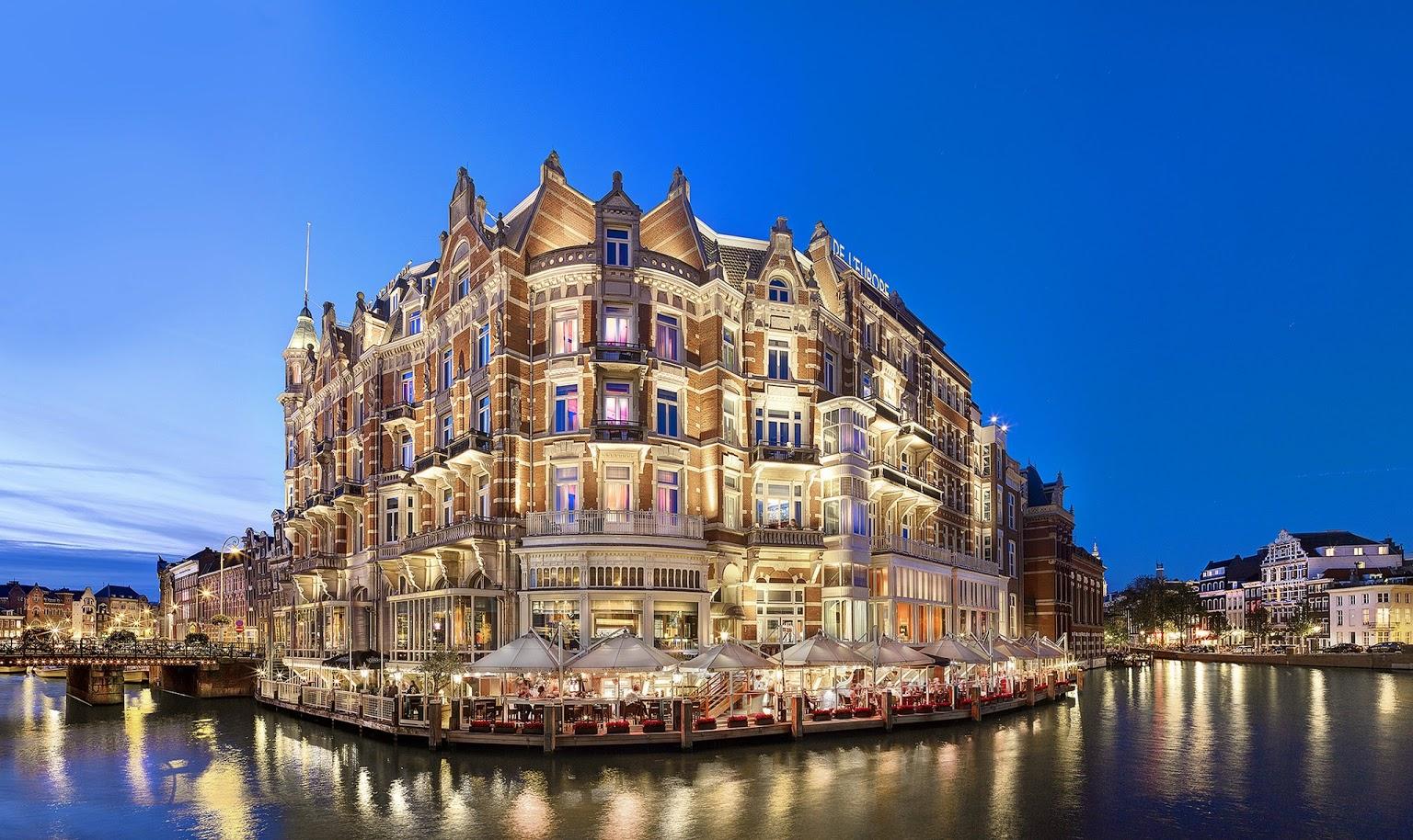 De L'Europe - Amsterdam