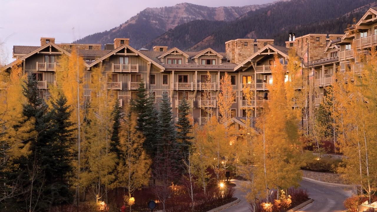 Four Seasons Resort - Jackson Hole