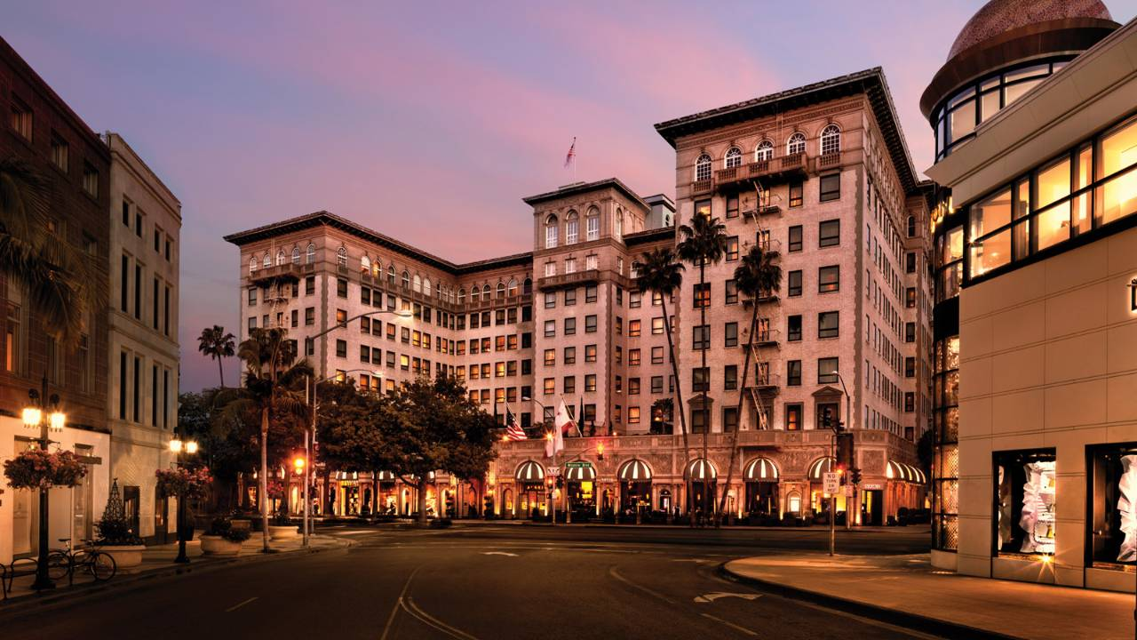 Beverly Wilshire - Beverly Hills