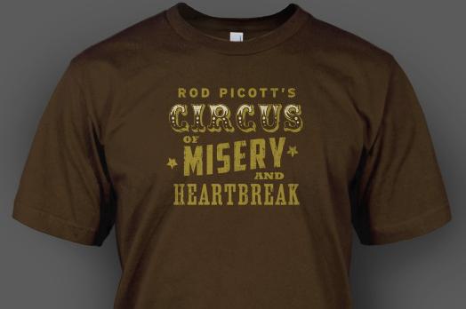 Rod Picott T-Shirt