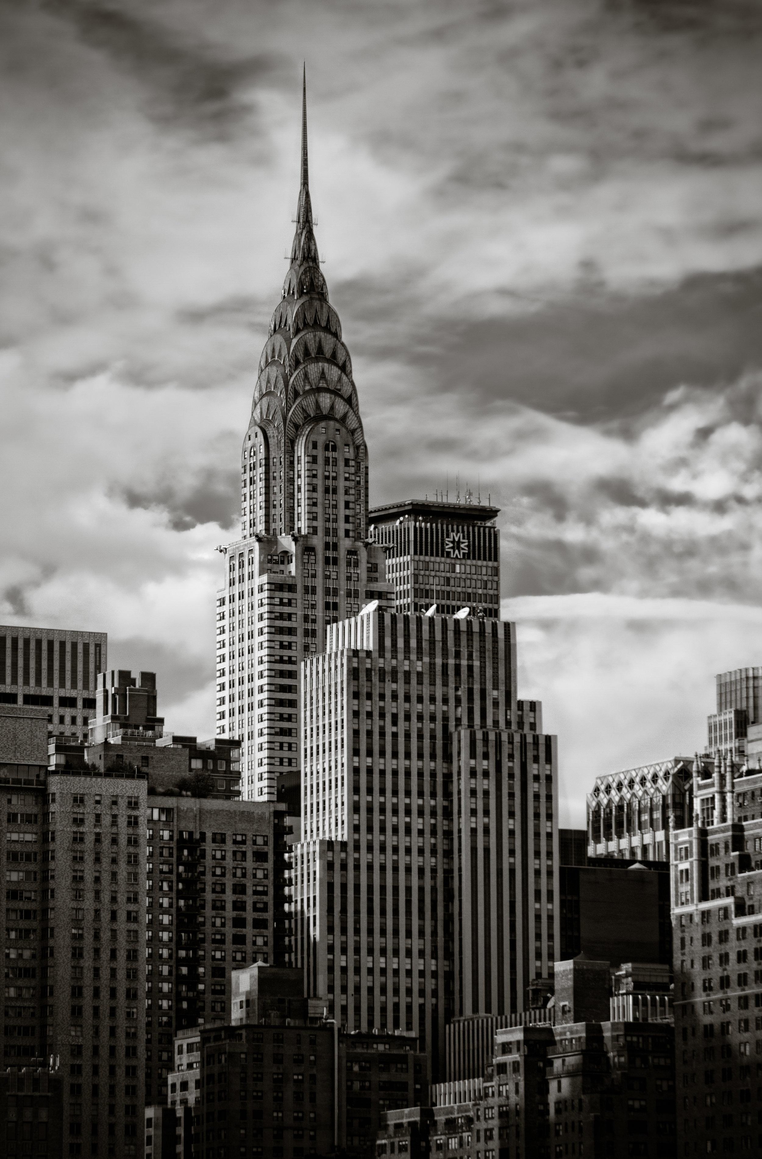 - The Chrysler, NYC