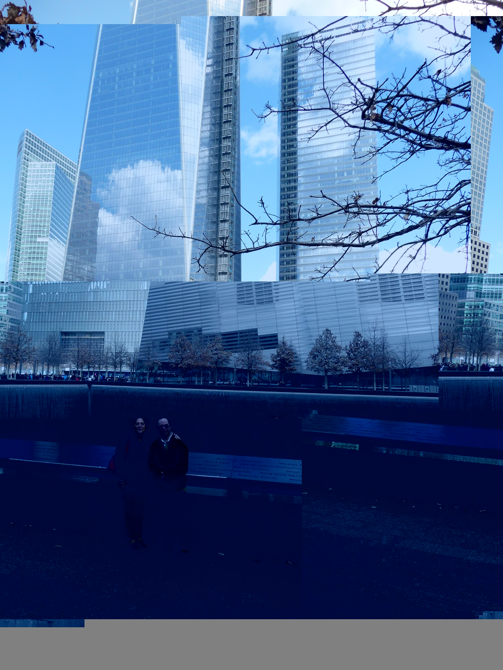World Trade Center Visit