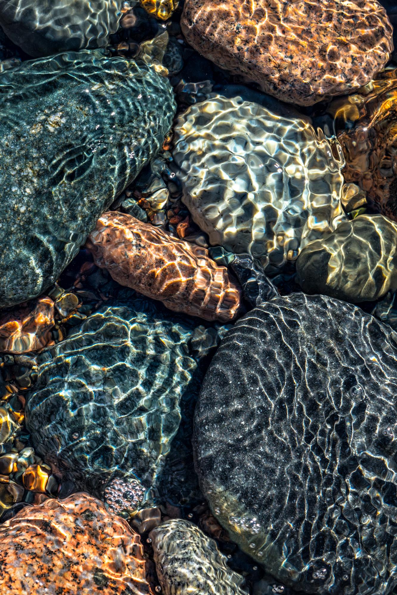 Beach Rocks, Acadia National Park, Maine