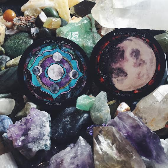 Spirit de la Lune | Super Moon and Strength