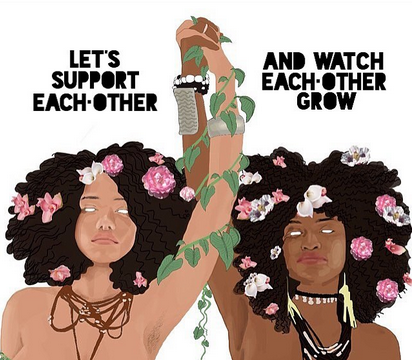 Let's Support Each Other and Watch Each Other Grow