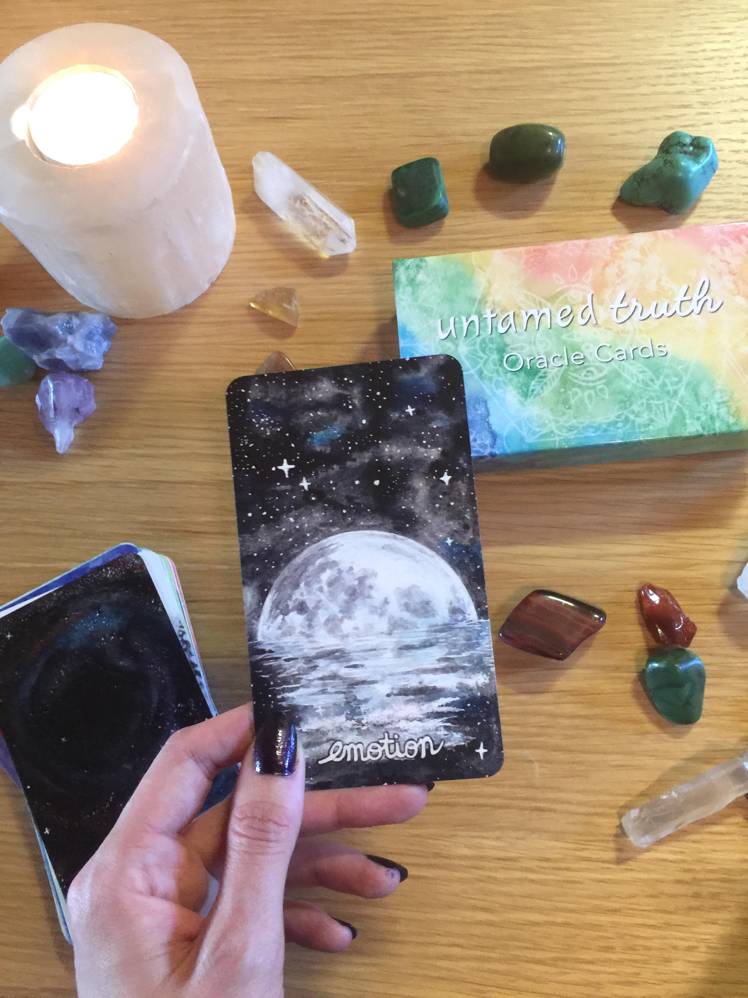 Untamed Truth Oracle | Tree Talker Art