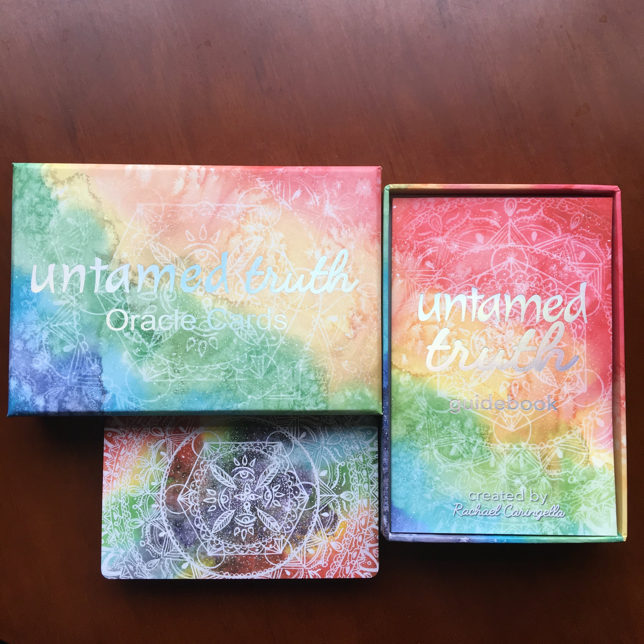 Untamed Truth Oracle Set | Tree Talker Art