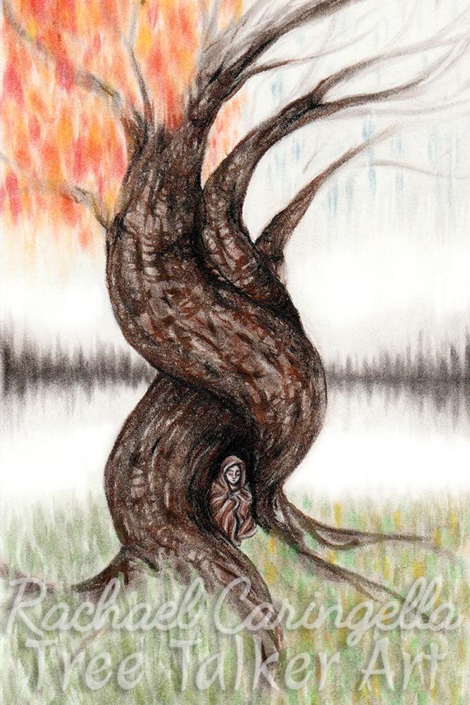 Tree Of Life Art | Tree Talker Art | Rachael Caringella