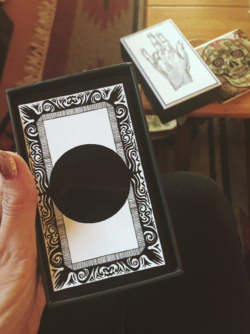 Tarot Restless Deck Review | Tree Talker Art