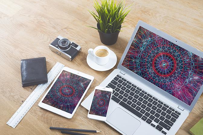 Mandala Phone and Computer Wallpaper Downloads