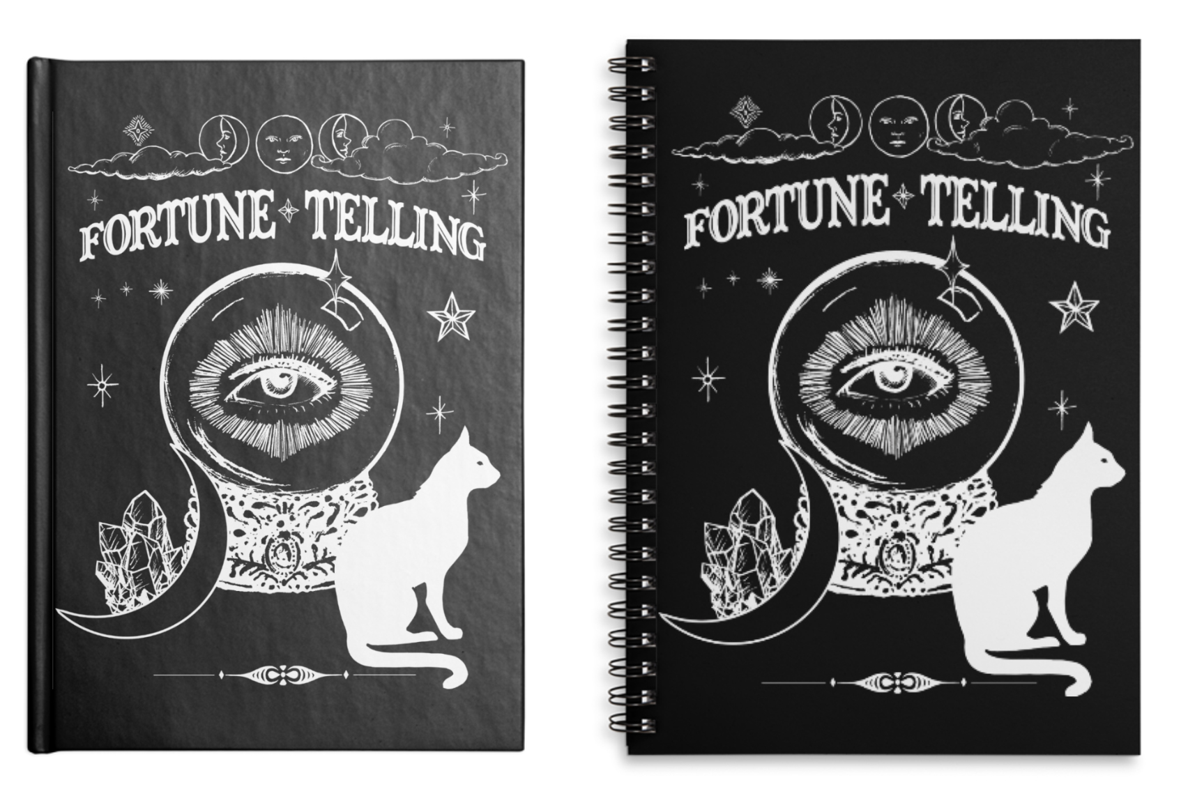 Fortune Telling Journals Rachael Caringella Tree Talker Art