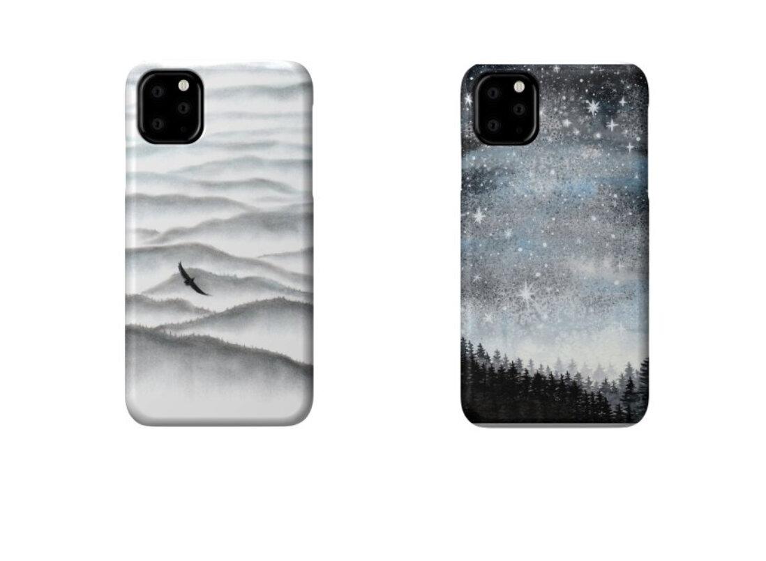 Tree Talker Art Shop Update New Phone Cases