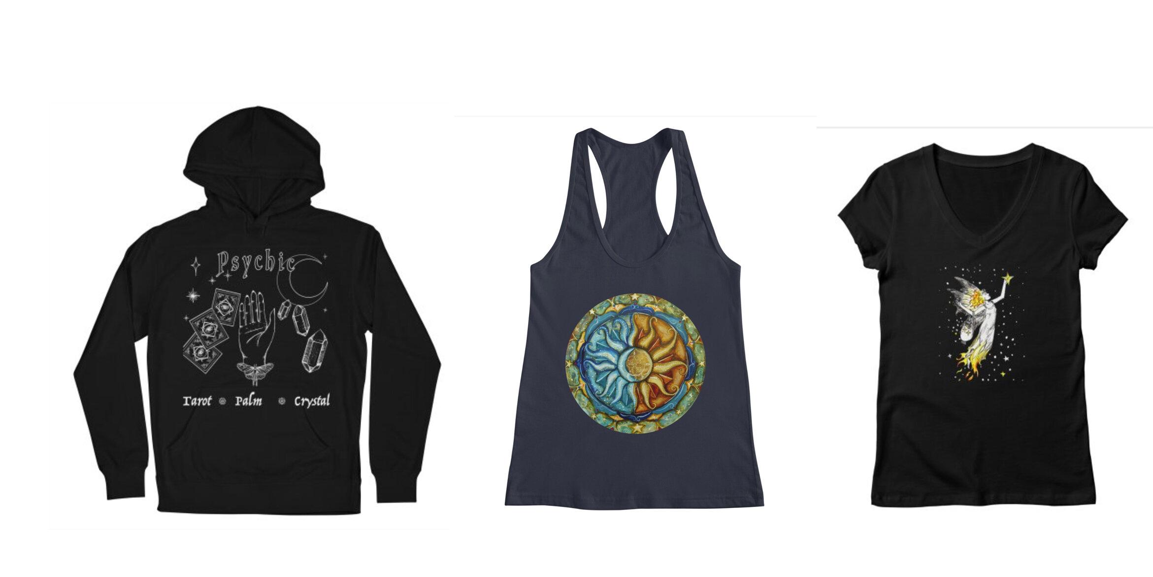 Tree Talker Art Shop Update New Clothing