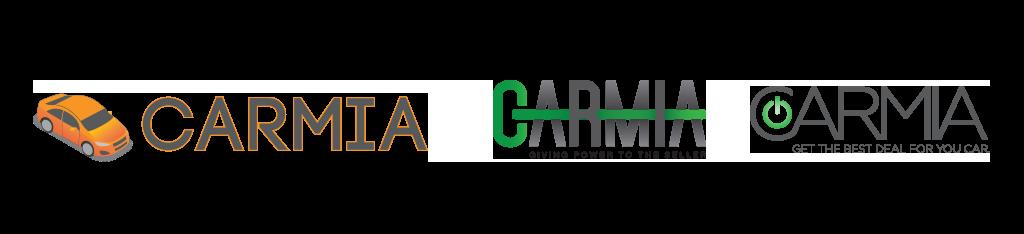 Various logo iterations
