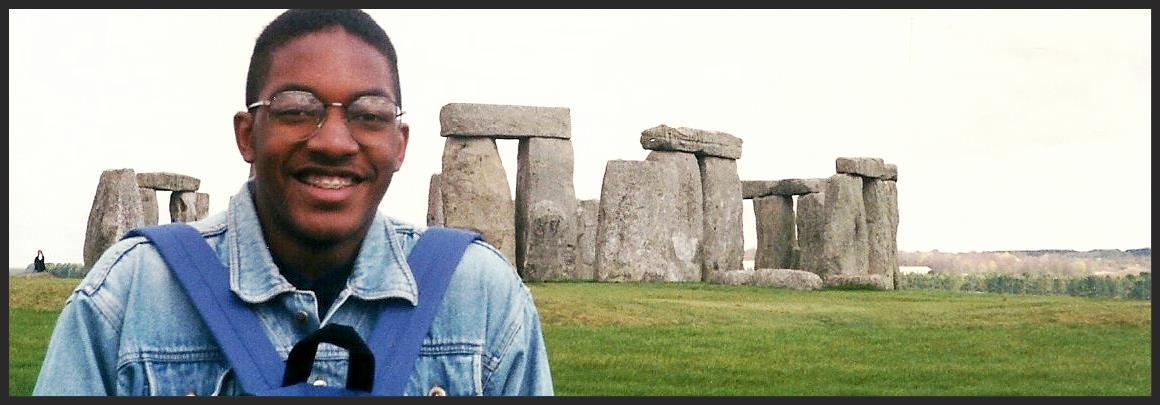 1999 - Age 16 Stonehenge