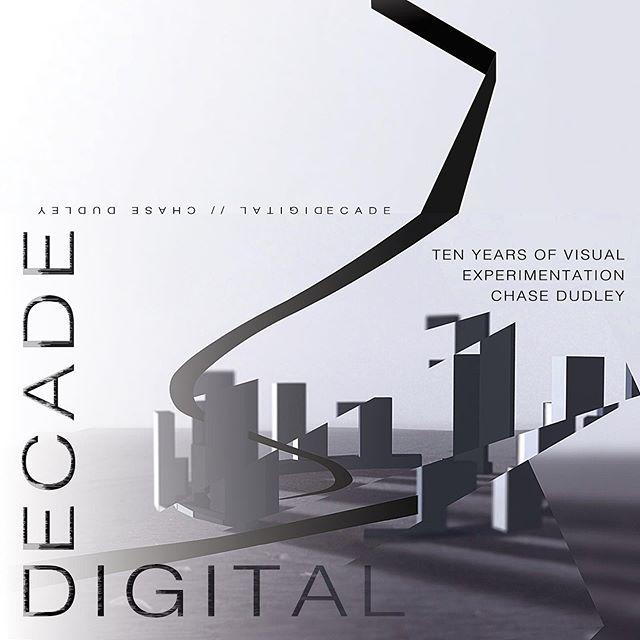 "It really should be ""Decades""at this point. #decadedigital #digitalart #glitchart"