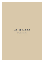 So It Goes-text for exhibition at Chemould Prescott Road- Gita Chadha