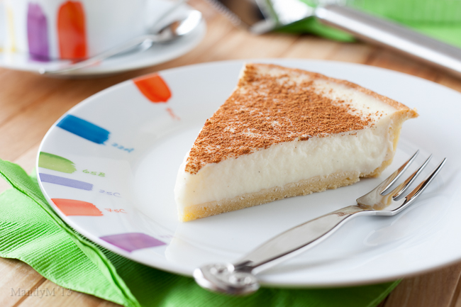 Favourite   Milk Tart