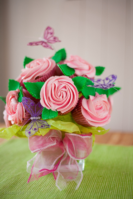 "The ""lollipop"" bouquet"
