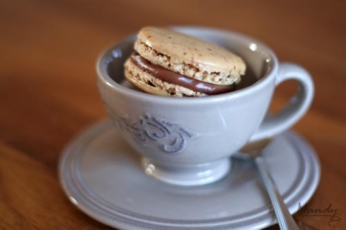 Coffee with Milk Choc Ganache