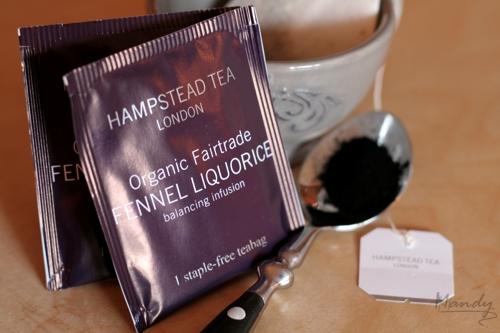 Fennel & Liquorice Tea