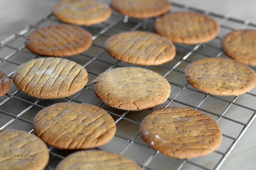 Cooling crackers