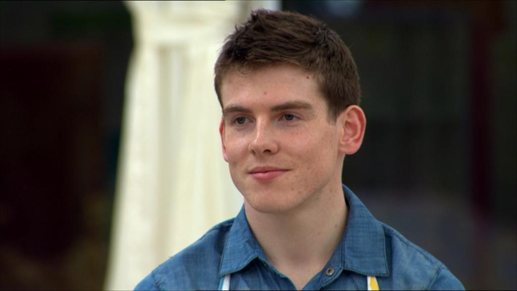 Stephen crowned Great Irish Bake Off winner