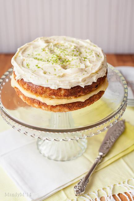 Apple Lime Cake