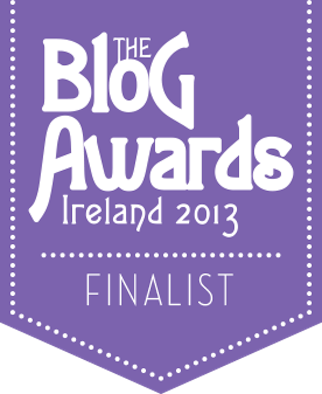 2013 Finalist: Best Food & Drink Blog