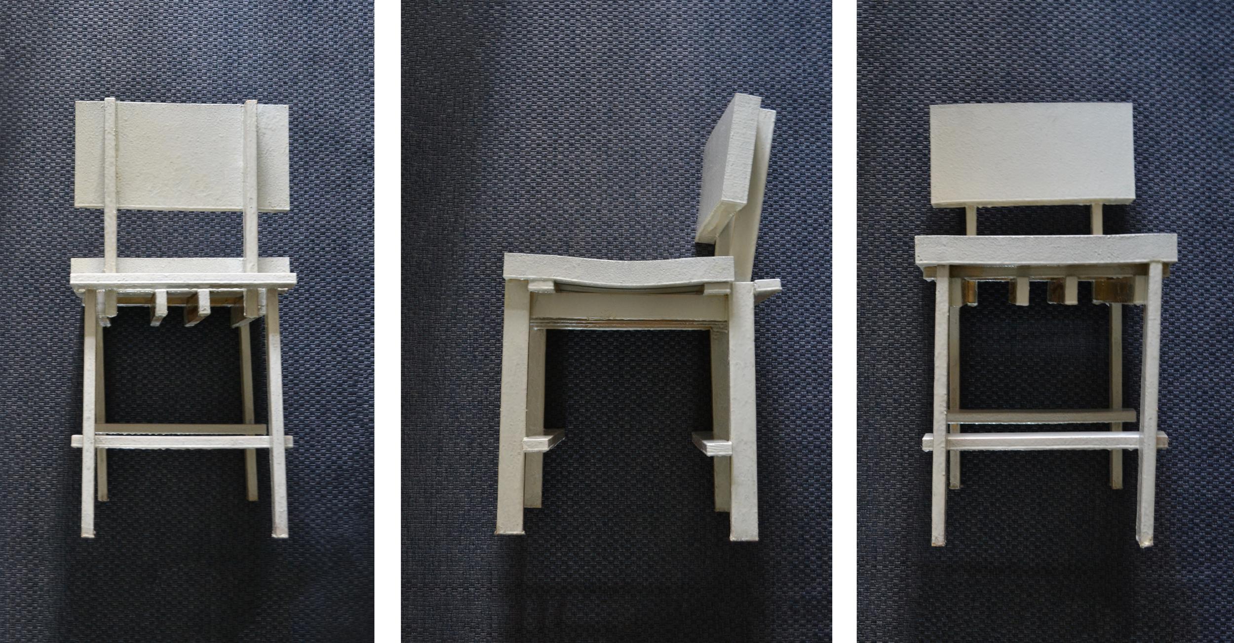 Daniel van Dijck chair