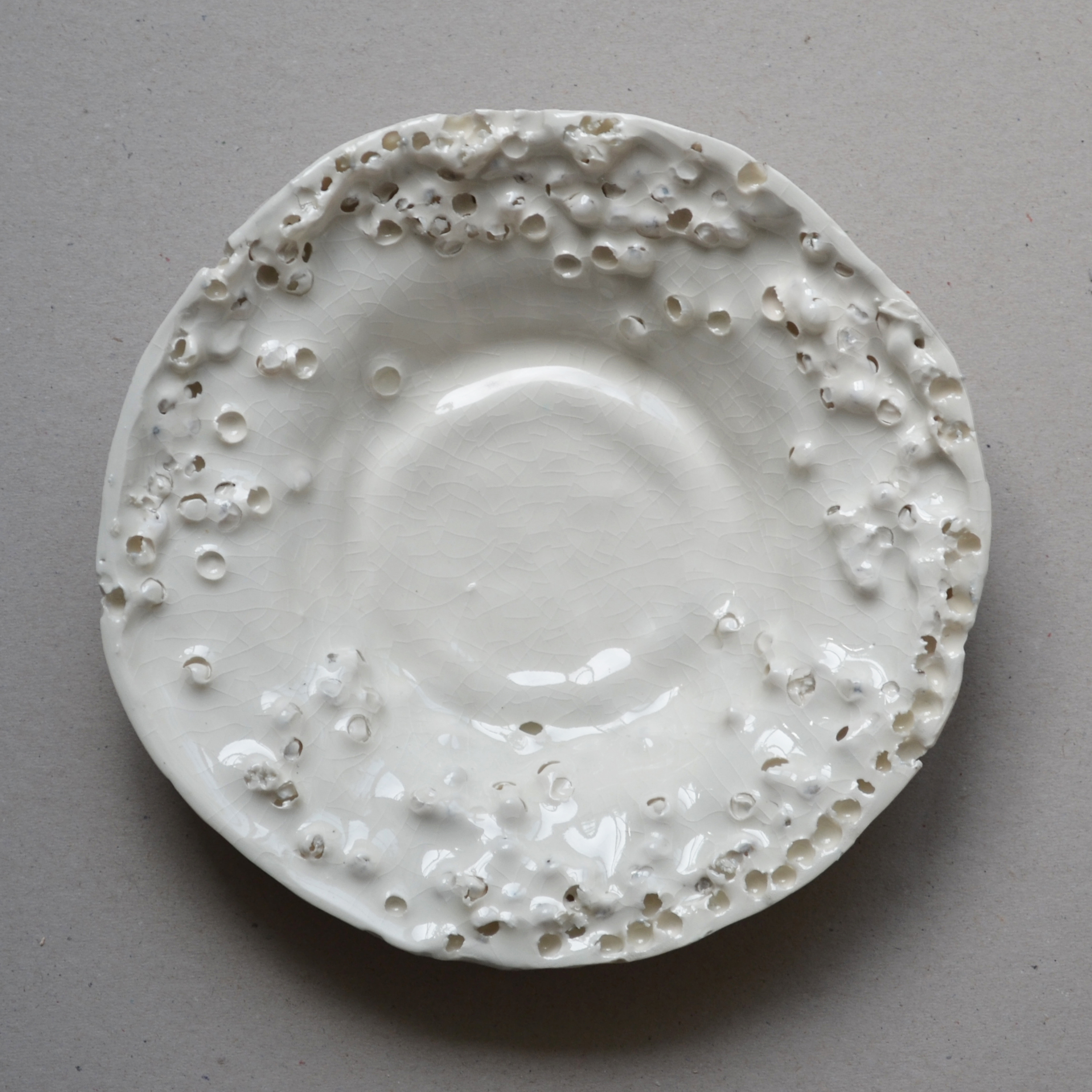 Daniel van Dijck - Fragility of Things bowl